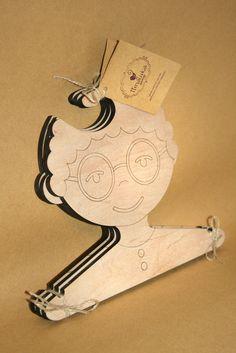 вішаки для одягу. Пташка декор. cloth hangers by Ptashka-decor /laser cutting