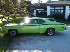 1974 Duster I still have