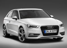 Same Audi A3 2013 comming soon..