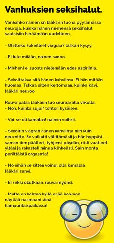 Vitsit: Vanhuksien seksihalut - Kohokohta.com