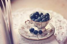 Blueberry Afternoon by Silvermoonswan on DeviantArt