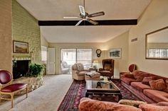 """Bell tower entry into 18 ft high vaulted Living area with triple fireplace. Shop """"Real Time MLS 24/7"""" www.LeaganRealty.com Call/Text at 480-766-2115 Master bedroom has closet 12' deep and 9 feet wide, and secluded sitting area overlooking a sparkling diving pool. #AncalaScottsdale, #ScottsdaleRealEstate, #ScottsdaleHomesForSale #phoenixRealEstate"""
