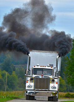 Kenworth Conventional Rollin Coal
