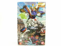 1/100 Shining Gundam - Gundam: Imported Model Kits 1/100 Master Grade