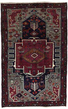Gabbeh - Qashqai 233x145 - CarpetU2