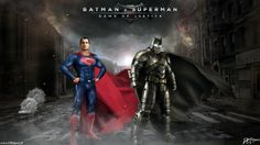 Batman v. Superman: Dawn of Justice (March 25)
