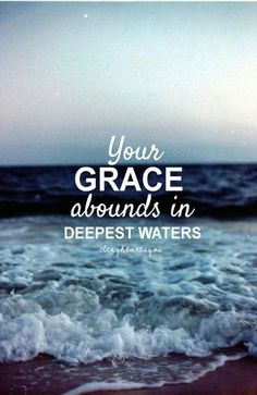 Your Grace Abounds