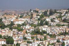 Granada, Spain.  Remember it like it was yesterday.