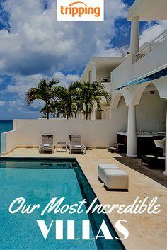 Romantic Vacations, Romantic Getaways, Beach Vacations, Beach Trip, Vacation Trips, Beach Travel, Palaces, Villas, Places Around The World