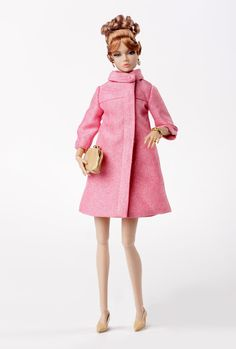 The Fashion Doll Chronicles: Integrity Toys reveal for Barefoot In The Park Poppy Parker Barefoot In The Park, Poppy Parker, Vinyl Dolls, Barbie Accessories, Vintage Barbie Dolls, Barbie Friends, Barbie Clothes, Fashion Dolls, Fashion Dresses