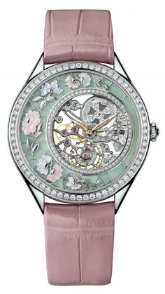 Vacheron Constantin Metiers d'Art Fabuleux Ornements Chinese Embroidery