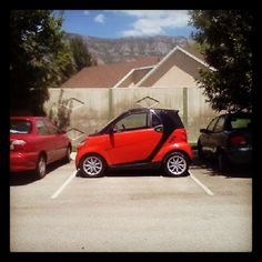 tuesday choose day #smartcar – Instagram picture by @brooke weber