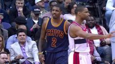LeBron James - Kyrie Irving - Cleveland Cavaliers
