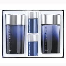 Korean Cosmetics_Somang Essor Sport Mens Skin Care Set -- See this great product. Best Natural Skin Care, Sport Man, Korean Skincare, Good Skin, Beauty Skin, Lotion, Cool Things To Buy, Nail Polish, Packaging