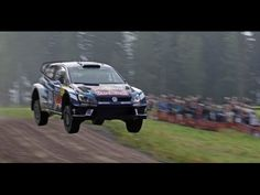 WRC Rally Finland 2016 - Highlights - YouTube