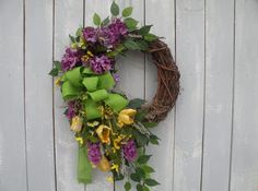 Hey, I found this really awesome Etsy listing at https://www.etsy.com/listing/270589571/spring-wreath-summer-wreath-front-door