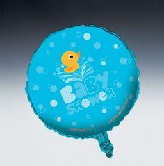 Lil' Quack Metallic Balloon- 12 Pieces Per Case  Product # :047300  $18.65