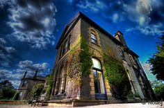 Lotherton Hall country house on the outskirts of Leeds..Owned by Leeds City Council. Photo by michael-J-photography, via Flickr