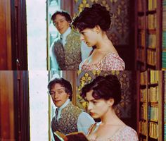 Becoming Jane.  ....most heartbreaking story..