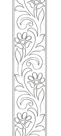 Border Embroidery Designs, Hand Embroidery Stitches, Embroidery Patterns, Quilt Patterns, Applique Designs, Pewter Art, Wreath Drawing, Scandinavian Folk Art, Ornaments Design