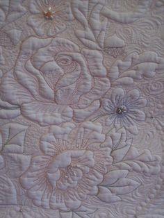 Lisa Burmann, Professional Quilter/Textile Artist
