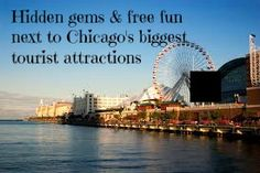 A review of great places where families can have fun in Chicago for free! They are all located next to the Windy City's largest tourists attractions and give visitors a chance to go easy on the budget but still thoroughly enjoy the city.