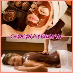 Centro de masajes, estetica y terapias naturales. Beatríz Alvarez: Tratamiento de chocolaterapia.
