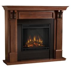 Fresh Finds: Ashley Electric Fireplace Read more: Electric Fireplaces For Sale, Portable Electric Fireplace, Free Standing Electric Fireplace, Electric Fireplace Reviews, Standing Fireplace, Electric Fireplace Tv Stand, Fireplace Bookcase, Fireplace Inserts, Fresh