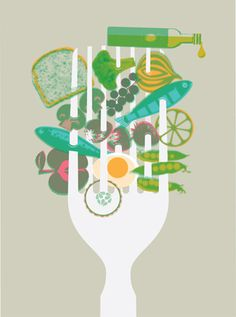 fork / gillian blease