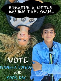 ASB freshman election poster