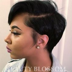 Human Pixie Hair None Lace Human Short Bob None Lace Wig Brazilian Hair Wigs Short Cut Wigs for Black Women Lace front Human Hair Wigs Wigs for Black Women Short Human Hair Wig Online with $52.94/Piece on Varietyqueenhair's Store | DHgate.com Short Hairstyles For Women, Short Hair Styles, Feminine, Make Up Eyes, Bob Styles, Women's, Short Haircuts, Women Short Hair, Short Length Haircuts