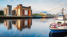 The Port of Tyne