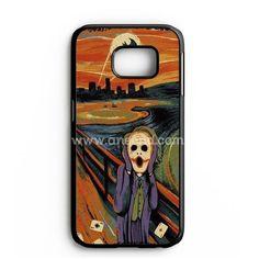 Scream Batman And Joker Samsung Galaxy Note 7 Case | aneend