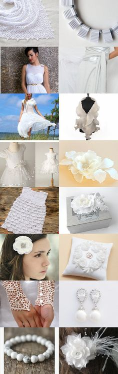 The charm of the white by Morena Pirri on Etsy--Pinned with TreasuryPin.com