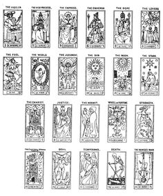 Ancient Occult Symbols | Part II. Symbolism in the Tarot: Chapter IX. History of the Symbolism ...