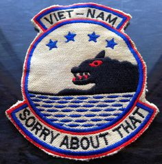 The making of a jean jacket. Vintage Vietnam War Patch US 5th Special by HeartOfDarknessNYC