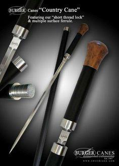 Sword cane OMG starting at $450