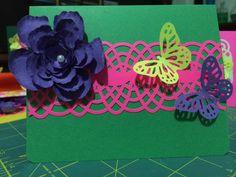 Flores y mariposas 2