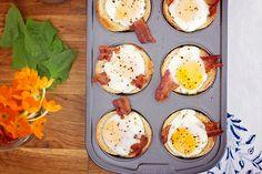 Breakfast Toast Cups Recipe on Yummly. @yummly #recipe
