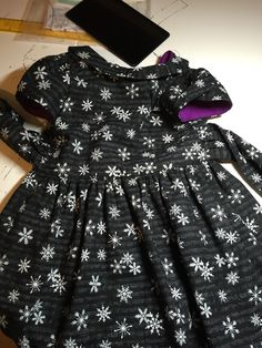 Oliver+s Fairy Tale Dress. Xmas dress for Rose, made by me.