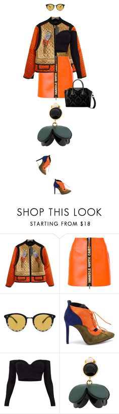 """""""eva1937"""" by evava-c on Polyvore featuring Proenza Schouler, Heron Preston, Oliver Peoples and Marni"""