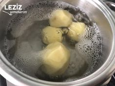 Pratik Nohutlu Patates - Leziz Yemeklerim Pickles, Cucumber, Drink, Food, Meals, Cauliflowers, Yemek, Pickle, Zucchini