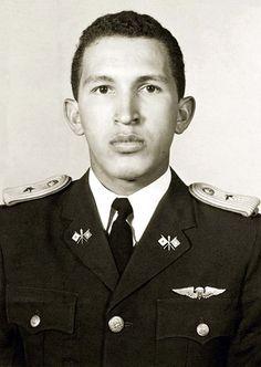 Hugo Rafael Chávez Frías, más conocido como Hugo Chávez. Foto tomada en Barinas, los llanos de Venezuela, su hogar natal