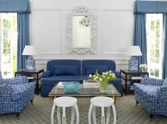 "Miami home.""Summer Squares"" design by NIBA Rug Collections. Interiors Karine Richards. #home #miami"