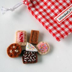 Hey, I found this really awesome Etsy listing at https://www.etsy.com/au/listing/210804395/miniature-favourite-australian-biscuits