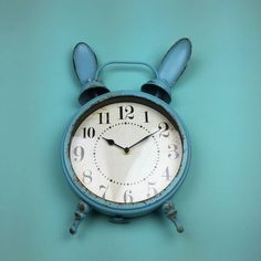 Clock from http://ift.tt/1ihQVKN // FREE uk shipping available // use code 10PLZ for 10% off until Christmas! #LaLaLandUK @LaLaLandUK #ShopLocal #ShopIndie