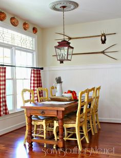 THE BEFORE savvy southern style Gallery Wall in the Breakfast Room http://feedproxy.google.com/~r/SavvySouthernStyle/~3/gnCMCgf-DNQ/gallery-wall-in-breakfast-room.html via bHome https://bhome.us