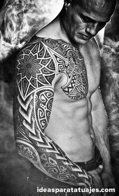 tatuajes sleeve para hombres-1