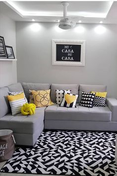 Grateful Stylish Layout Classy Living Room of The Lounge Room Living Room Sofa Design, Living Room Decor Cozy, Home Room Design, Living Room Paint, Living Room Grey, Small Living Rooms, Room Decor Bedroom, Home Living Room, Apartment Living