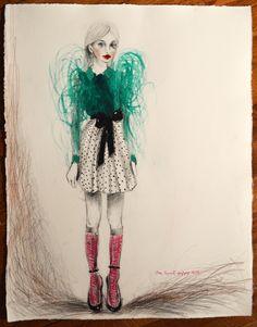 Arte de Sonja Curcic